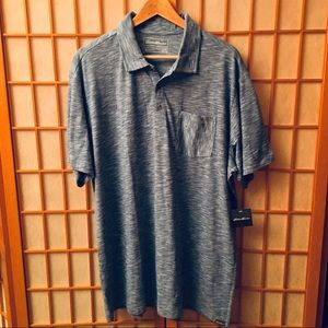 Eddie Bauer Sequoia Polo Tall Shirt